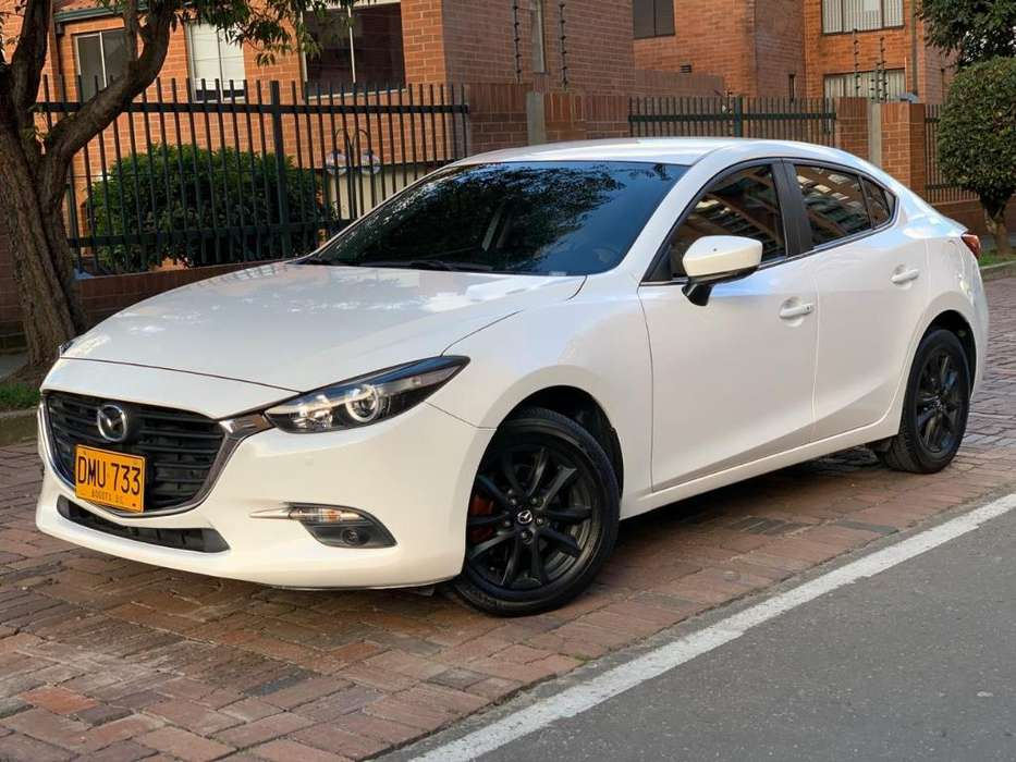 Mazda 3 2017 - 33000 km