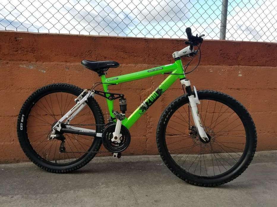 Vendo Bicicleta Genesis V2100