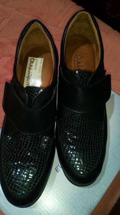 Venta de Zapatos de Cuero Número 38