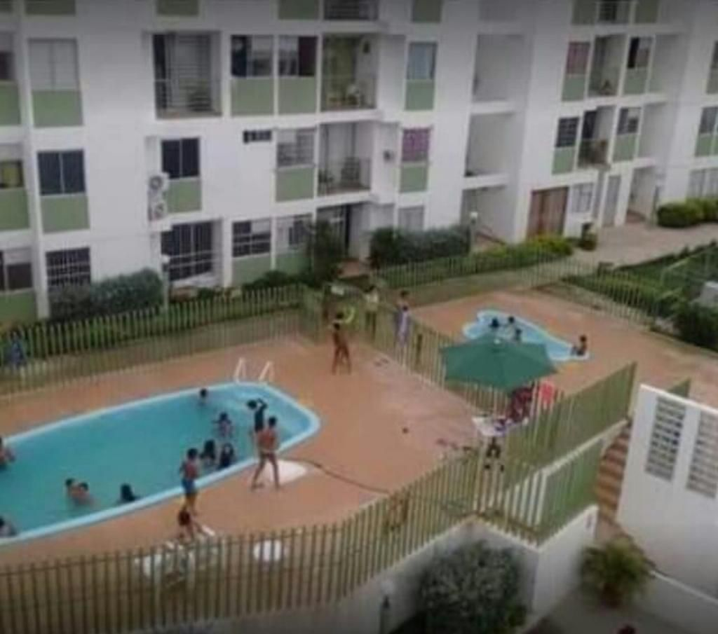 Apartamento en Zaragocilla