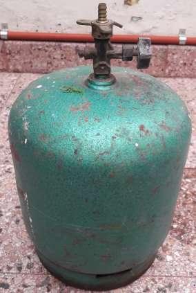 GARRAFA A GAS 3 KG