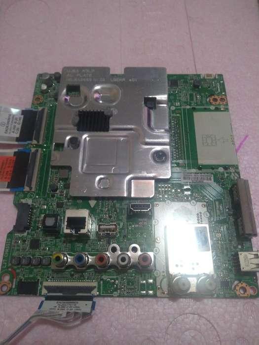 Venta Main Board Tv Lg55uj630v