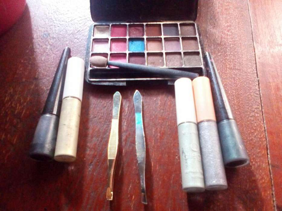 <strong>maquillaje</strong>s