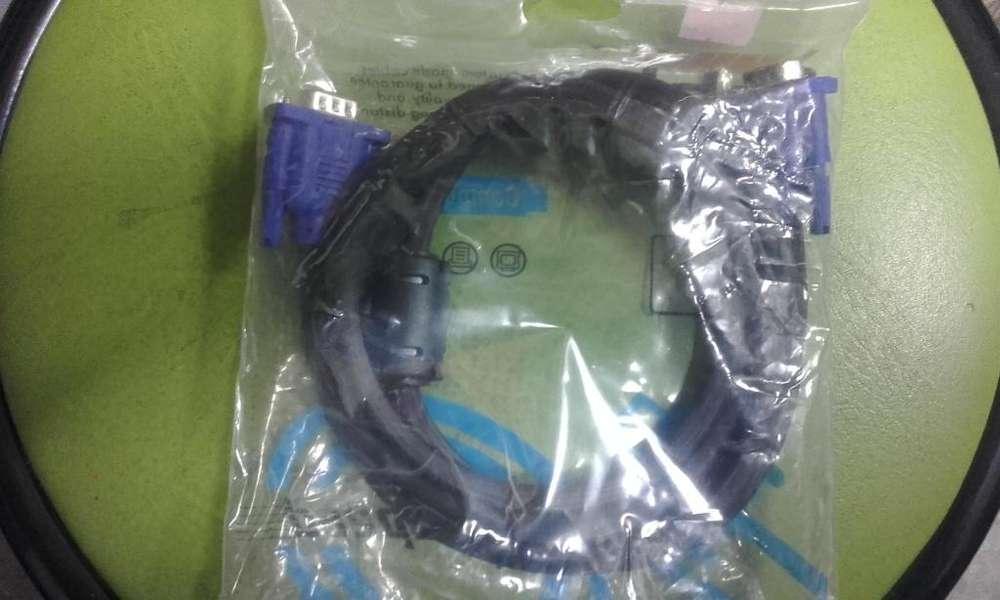 cable vga a vga nuevo en bolsa entrego en mi local, mi cel 1566933791, solo efvo