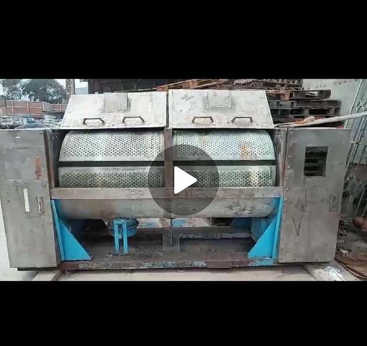 Lavadora de 60kg en perfecto estado.