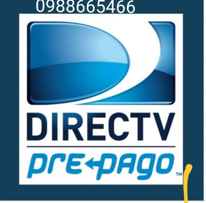 Instalación Directv