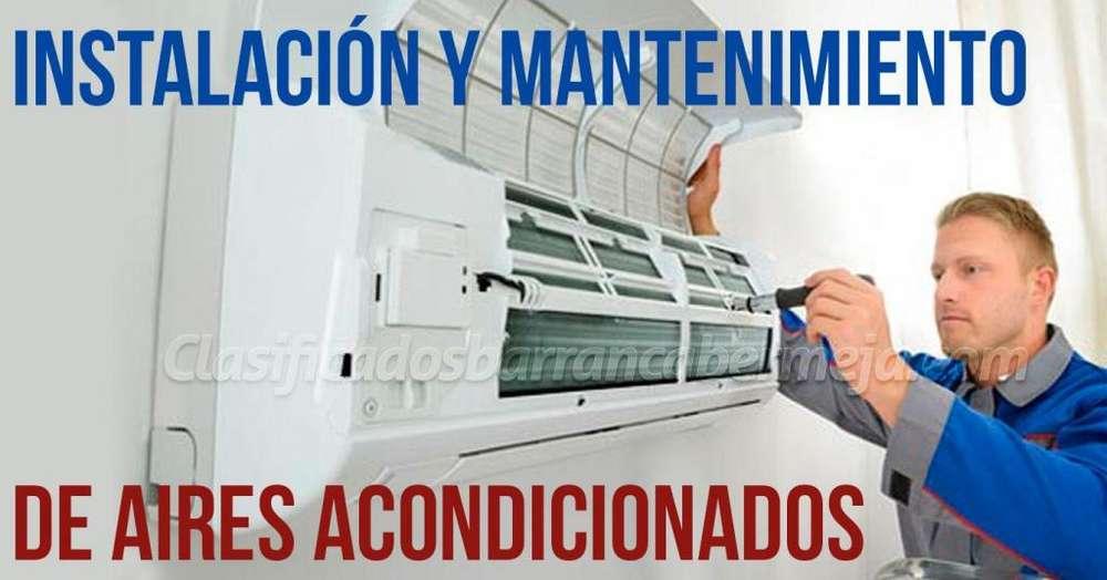 servicio técnico de refrigeración.