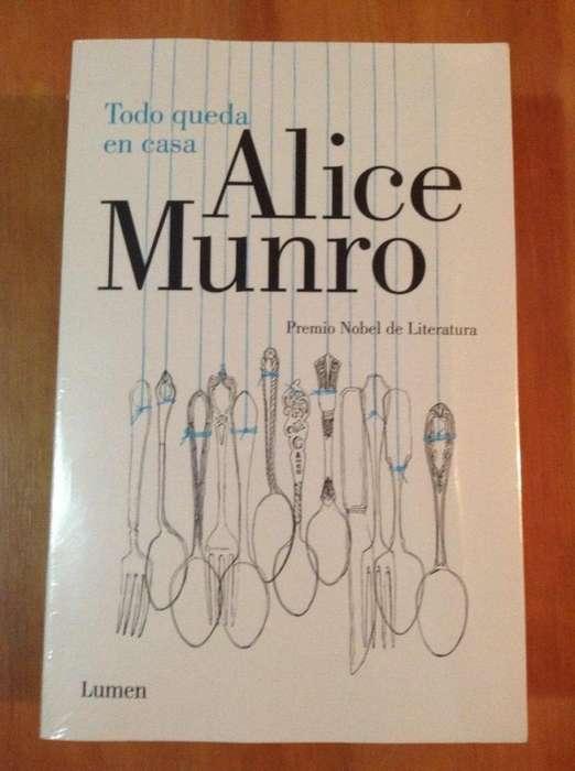Todo queda en casa I Alice Munro