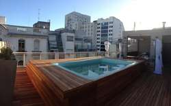 Alquiler Temporario Monoambiente, Chile 901, Monserrat