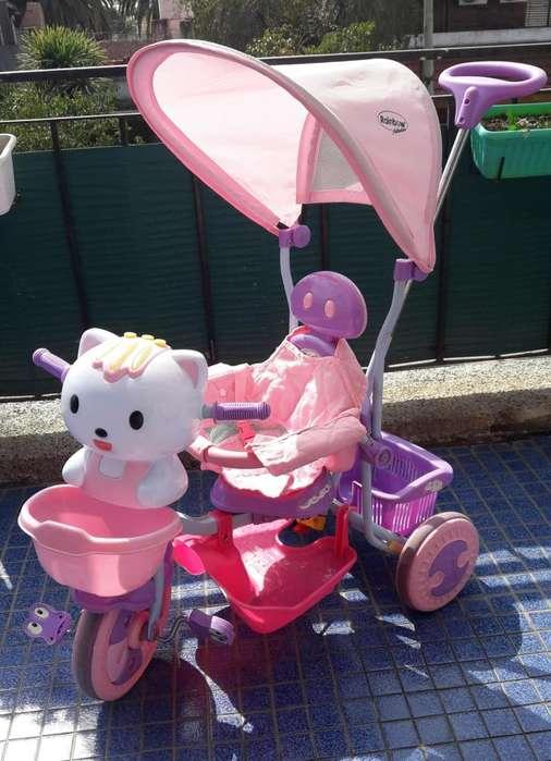 Triciclo nena