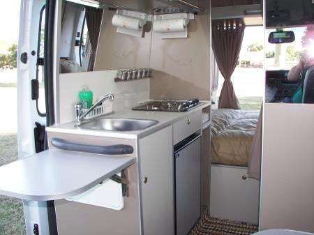 Equipamientos <strong>motorhome</strong>s