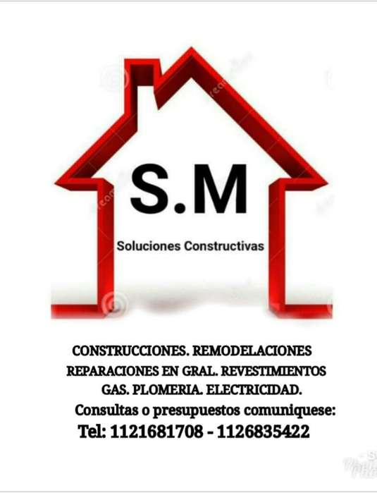 S.m Soluciones Constructivas