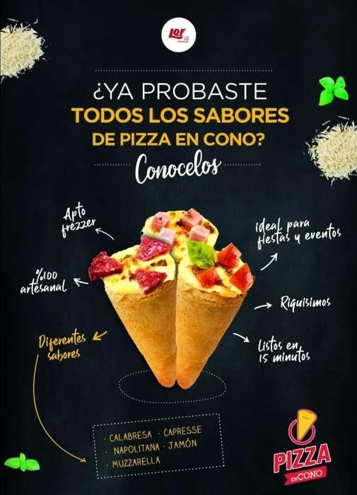 Franquicia de Distribucion Conopizza