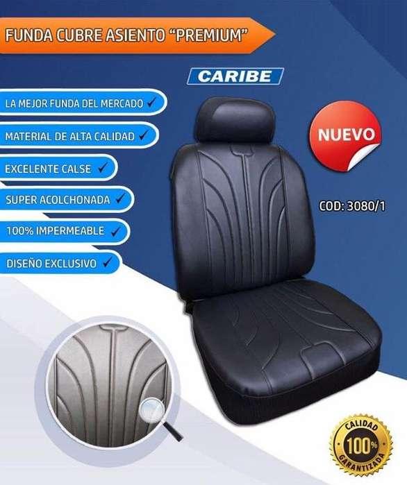 Funda Cubre Asiento Para Auto – Calidad Premium Caribe