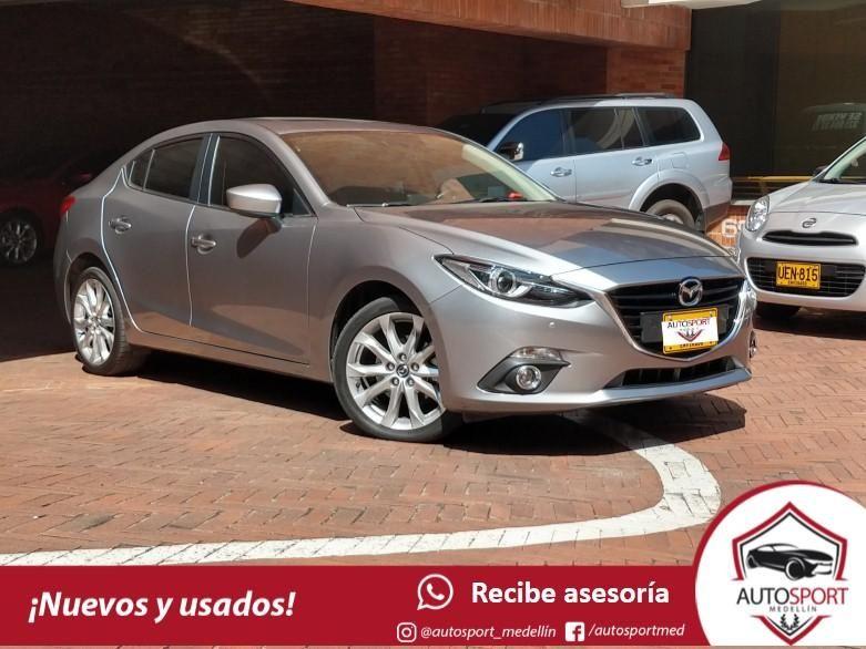 Mazda 3 Grand Touring - Llévalo financiado