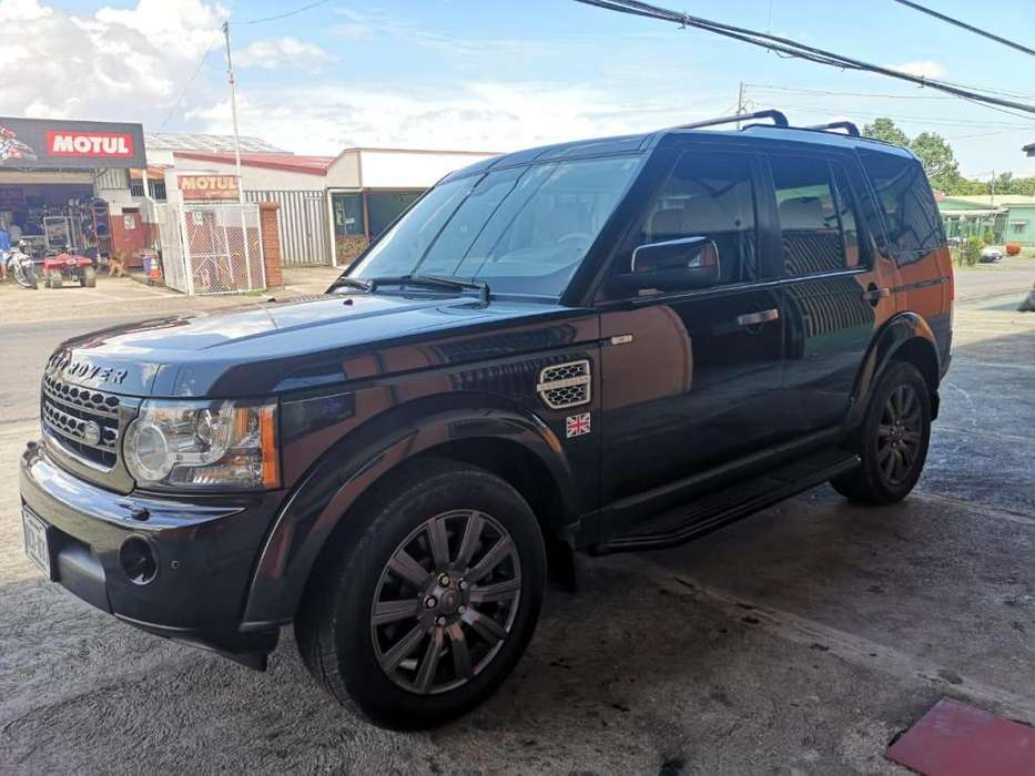 Land Rover Discovery 2012 - 136000 km
