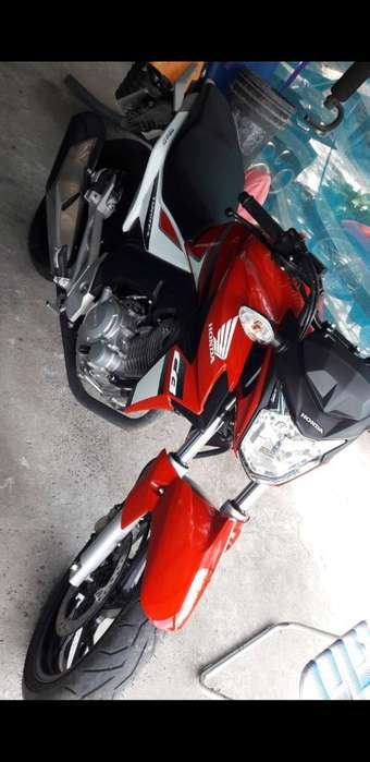Vendo <strong>honda</strong> Cb 250 Twister