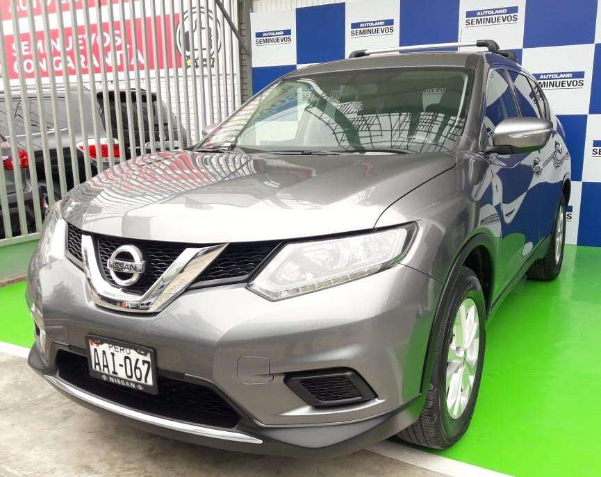 <strong>nissan</strong> X-Trail 2014 - 53425 km