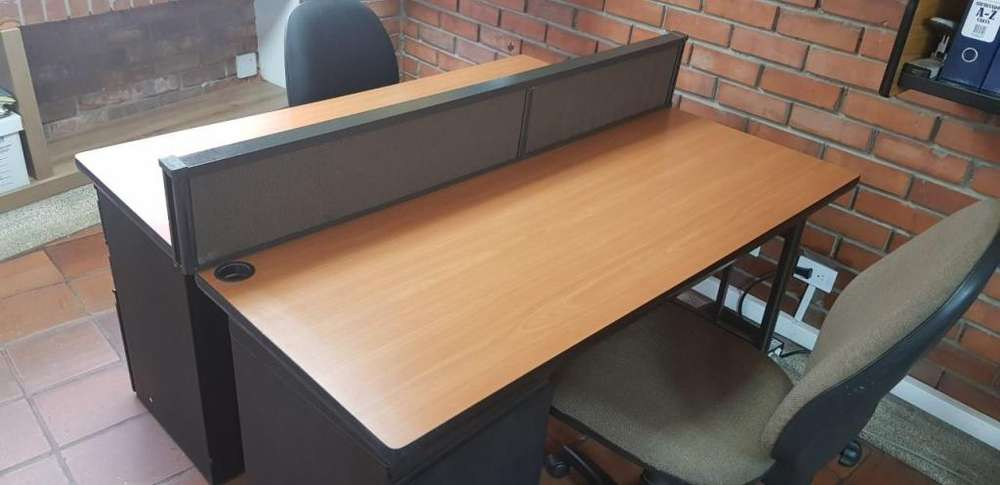 Modulo de escritorio para oficina