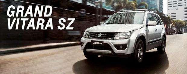 Chevrolet Grand Vitara SZ 2019 - 0 km
