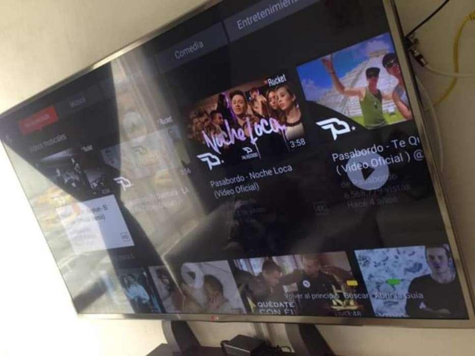 Smart Tv Lg 3d 47pulg Sistema Webos