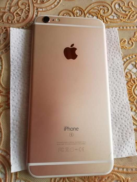 Vendo Lindo iPhone 2 meses de uso 6splus