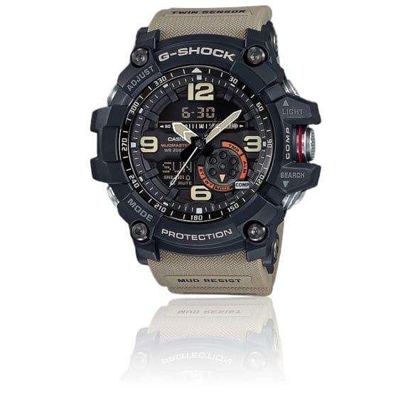 e143024d1f73 Reloj Militar Casio G-Shock Mud master GG 1000.DESCUENTO DEL 35% camuflado