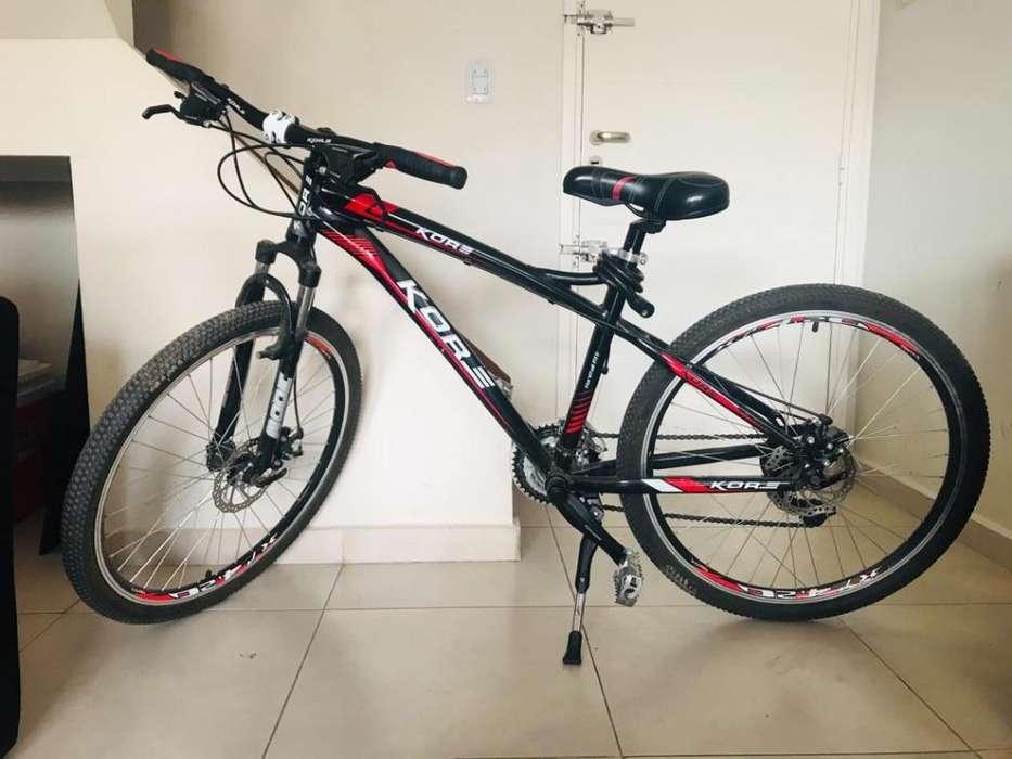 Bici Kore R26 Como Nueva