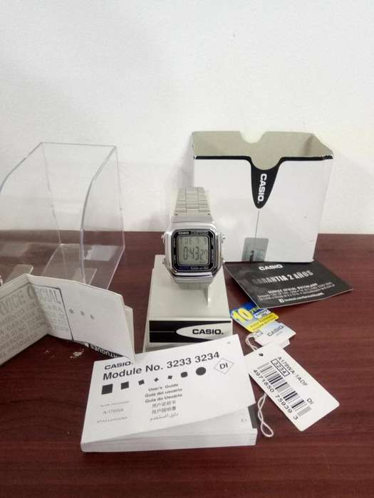 Reloj Casio A178