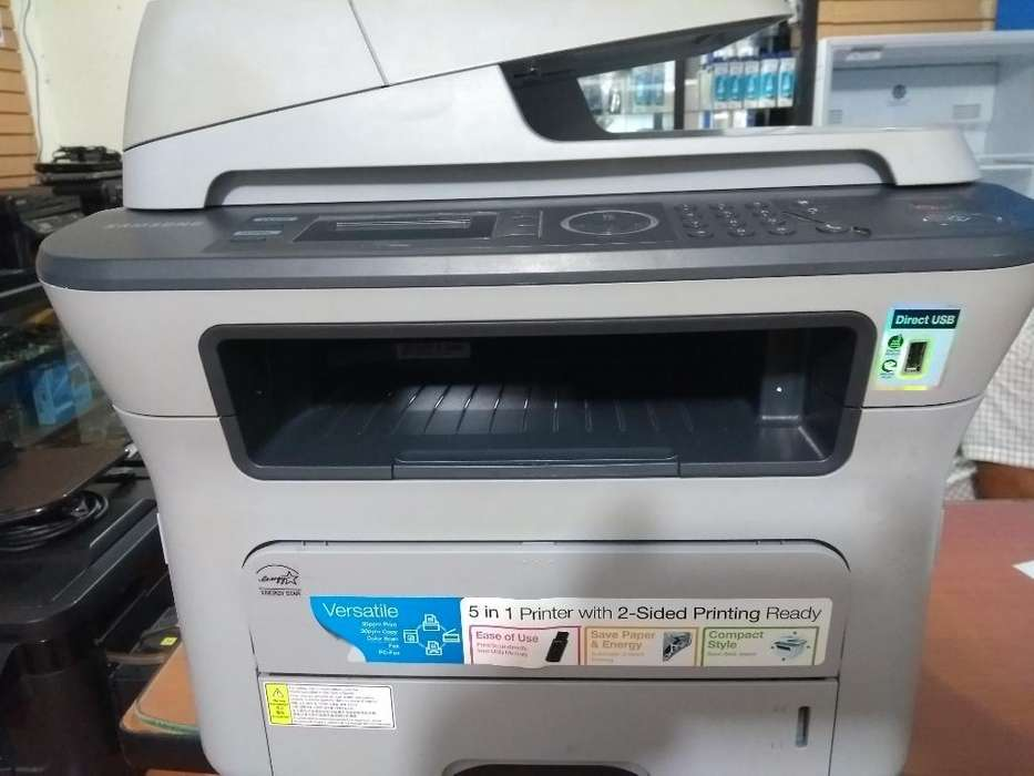 Vendo Impresora Samsung 4828fn