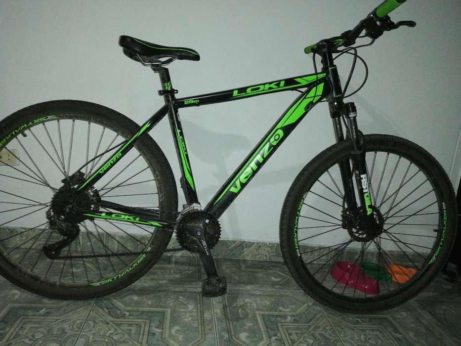 Bicicleta Venzo Loki