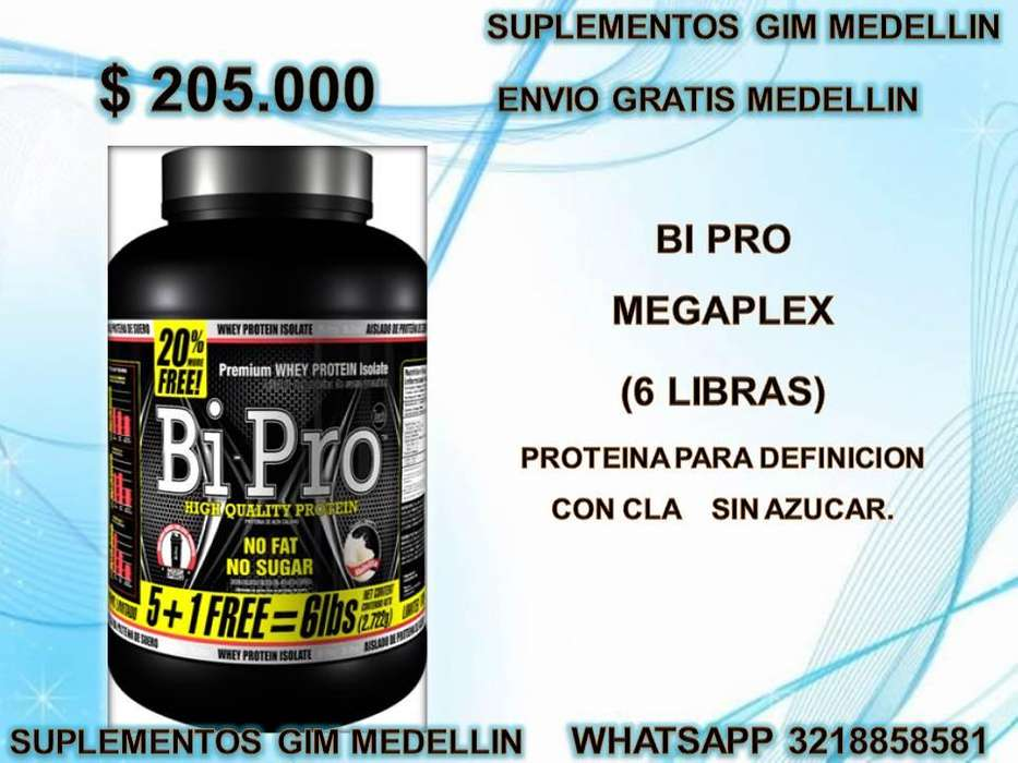Bi Pro 6 Libras