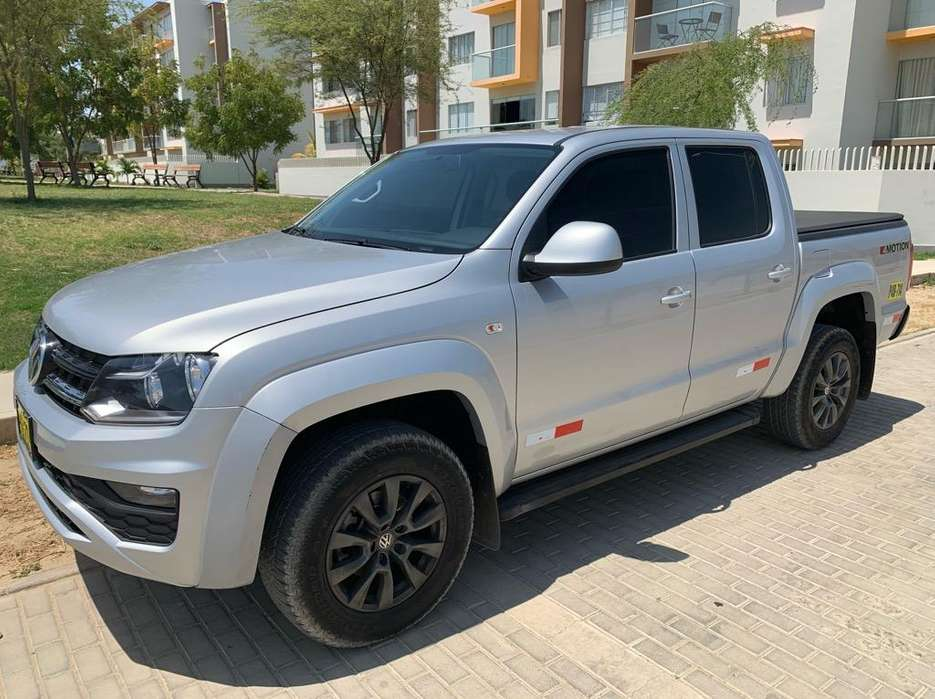 Volkswagen Amarok 2018 - 18500 km