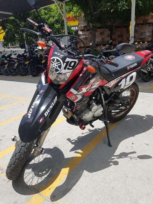 Yamaha Xtz 250 Modelo 2015