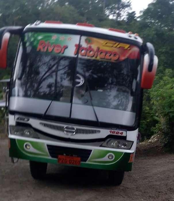 Venta Bus Intra Provincial Esmeraldas