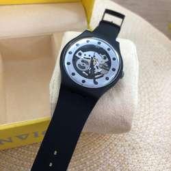 Reloj Accesorios Moda Belleza Santander Swatch KF1TJ3cul