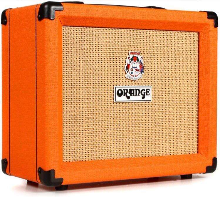 Amplificador Orange Guitarra Electrica