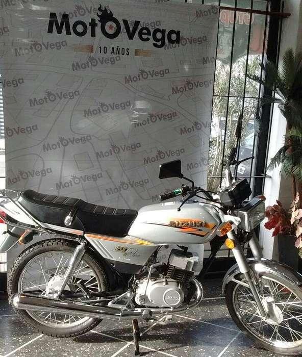 MOTO <strong>suzuki</strong> Ax 100 Motovega Tipo Cb1 Gran Precio.