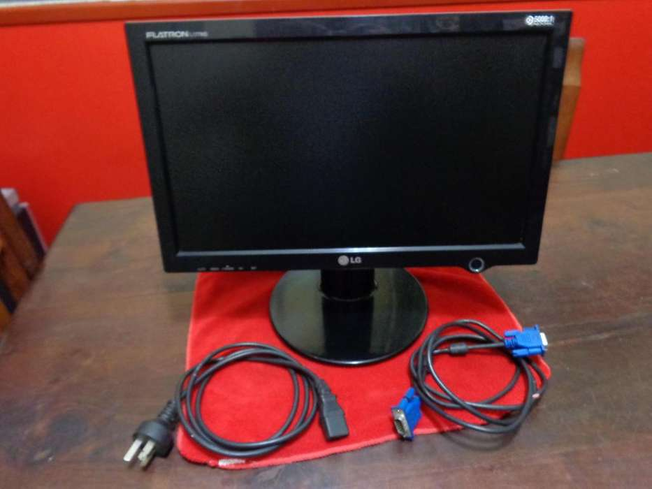 Monitor Lg Flatron 17 Pulgadas Lcd (widescreen)(l177ws)