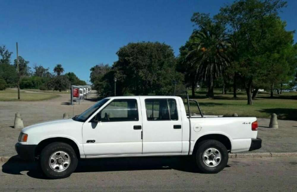 <strong>chevrolet</strong> S-10 1998 - 136000 km