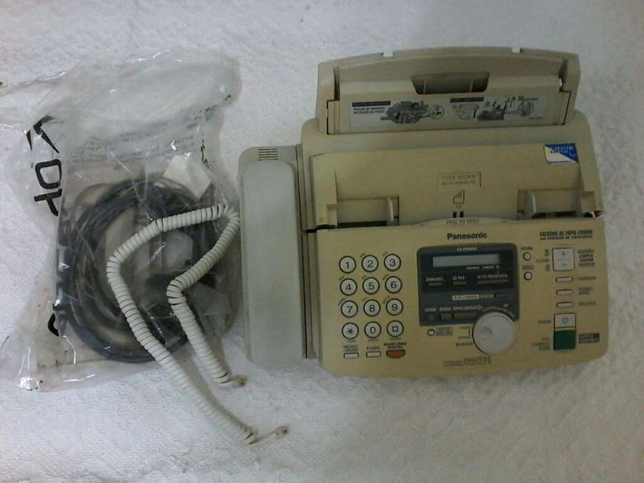 <strong>fax</strong> Panasonic
