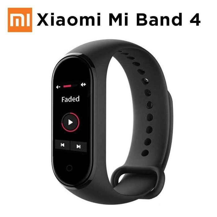 Mi Smart Band 4 Xiaomi - Versión Global Original
