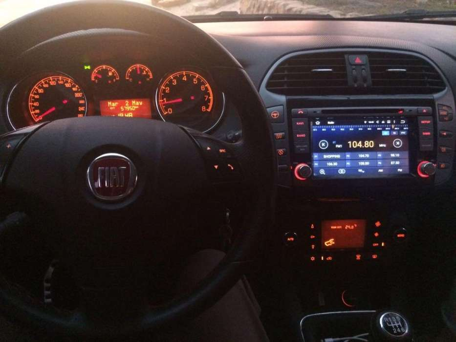 <strong>fiat</strong> BRAVO Estereo CENTRAL MULTIMEDIA STEREO PANTALLA Gps Android Bluetooth