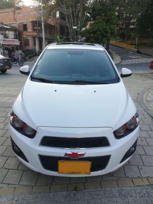 Chevrolet Sonic 2014 - 62000 km