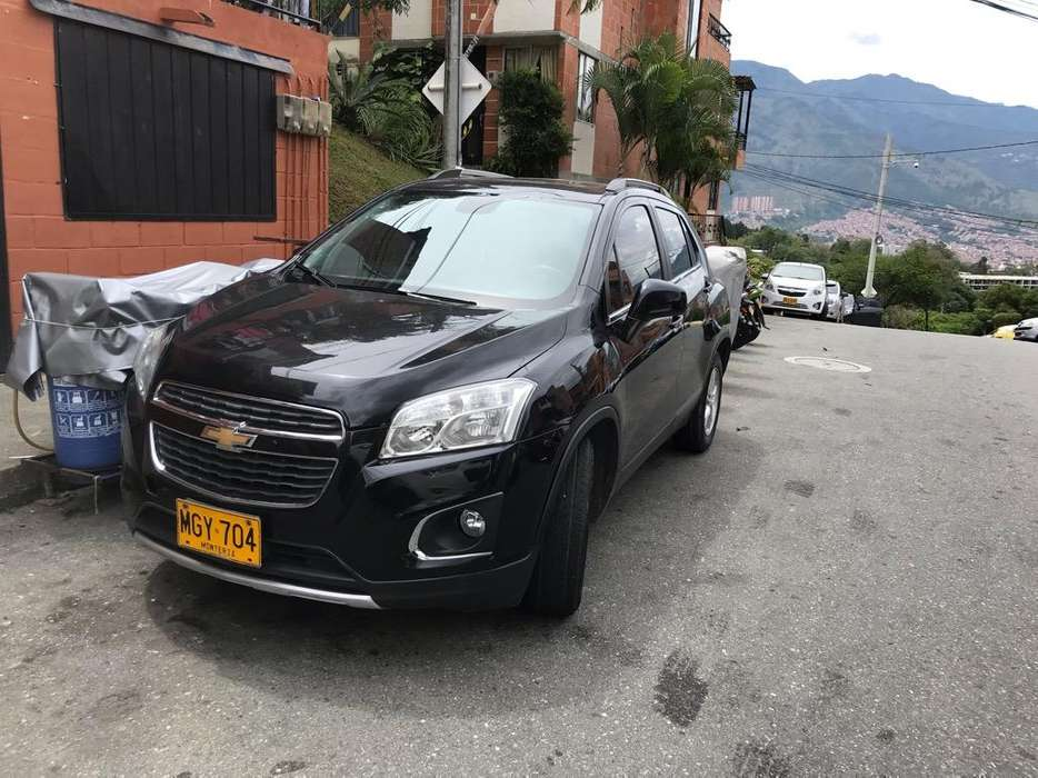Chevrolet Tracker 2014 - 107000 km