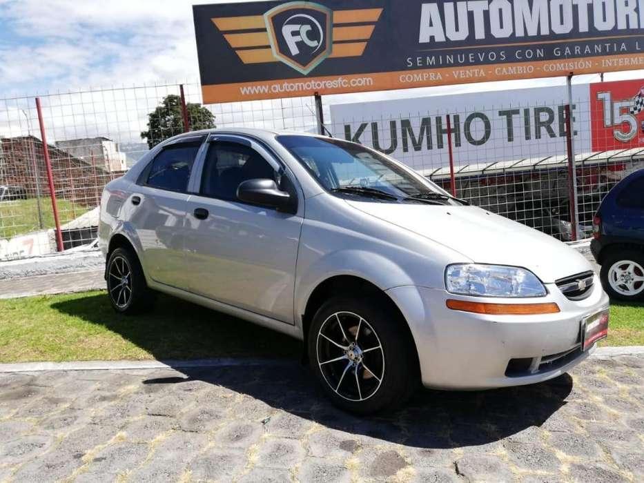 Chevrolet Aveo Family 2013 - 173000 km