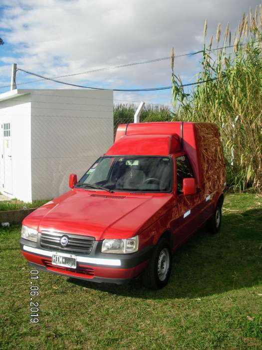 Fiat Fiorino 2008 - 236000 km