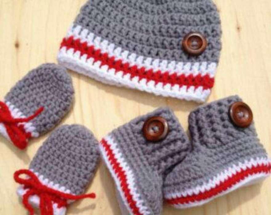 Tejidos a Crochet para Toda La Familia