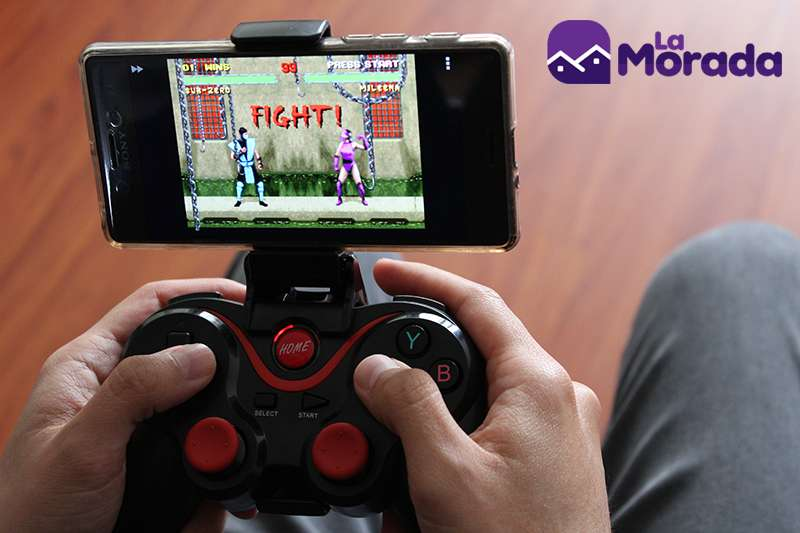 Control <strong>bluetooth</strong> para Y Tablet Android