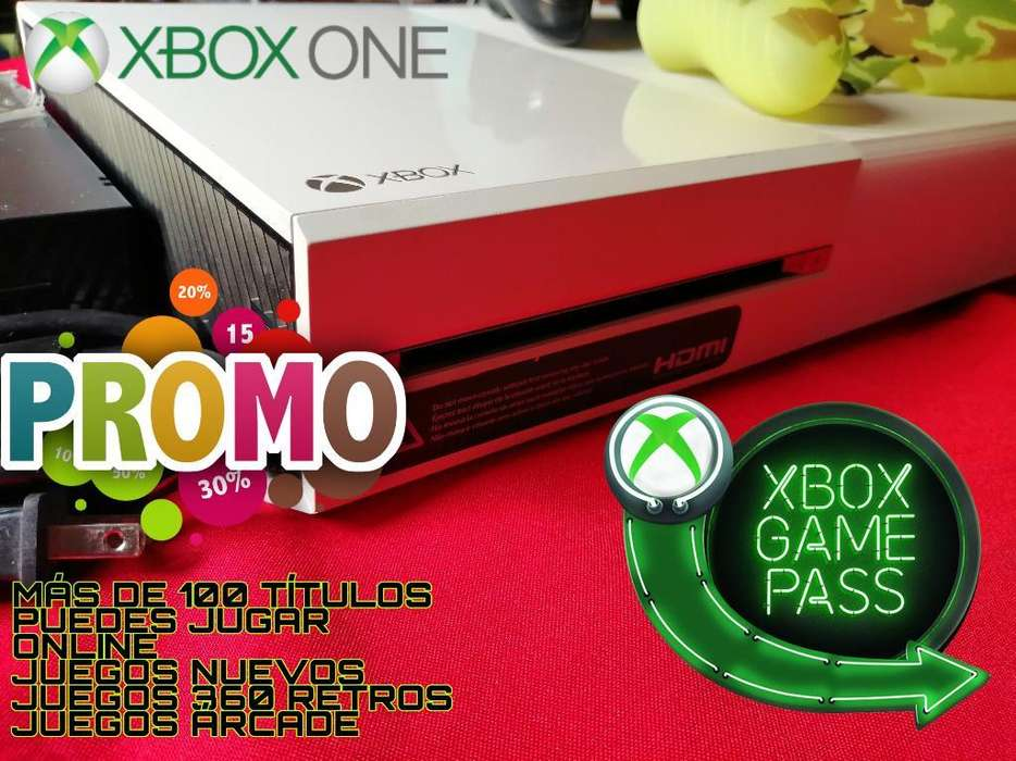 Xbox One Fat de 500gb